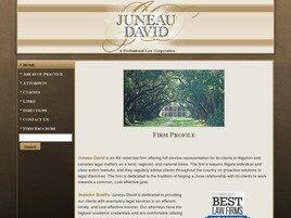 Juneau David, APLC (Lafayette, Louisiana)