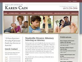 Karen Cain Attorney at Law (Sumner Co.,   TN )