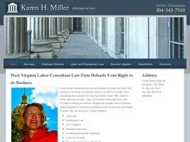 Miller and Amos, Attorneys at Law (Charleston,  WV)