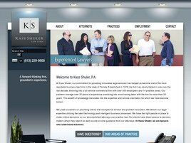 Kass Shuler Law Firm(Tampa, Florida)