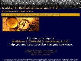Kathleen L. DeBruhl & Associates, L.L.C. (New Orleans, Louisiana)