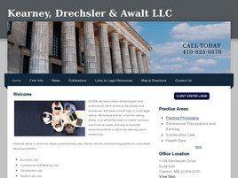 Kearney, Drechsler & Awalt, LLC (Towson, Maryland)