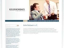 Keller Rohrback LLP (Seattle, Washington)