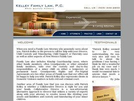 Kelley Family Law, P.C. ( Los Lunas,  NM )