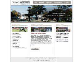 King & Yaklin, LLP (Marietta, Georgia)