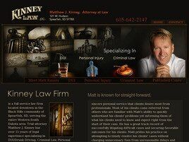 Kinney Law, pc ( Spearfish,  SD )