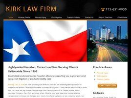 Kirk Law Firm (Houston, Texas)