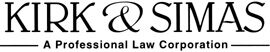 Kirk & Simas a professional law corporation ( Santa Maria,  CA )