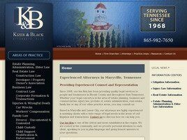Kizer & Black, Attorneys, PLLC(Maryville, Tennessee)