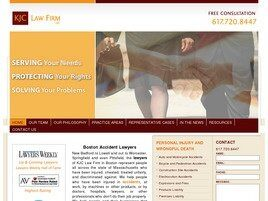 KJC Law Firm, LLC (Worcester Co.,   MA )