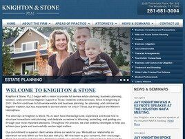 Knighton & Stone, PLLC (The Woodlands,  TX)
