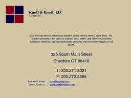 Knott & Knott, LLC (Cheshire, Connecticut)