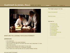 Kuehnert & Jones, PLLC (Morganton, North Carolina)