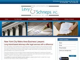 Kurre Levy Schneps LLP (Albertson,  NY)