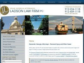 Ladson Law Firm, P.C. (Savannah,  GA)