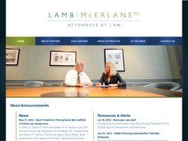 Lamb McErlane PC (West Chester,  PA)