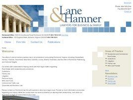 Lane & Hamner, P.C. (Richmond,  VA)