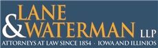 Lane & Waterman LLP (Muscatine Co.,   IA )