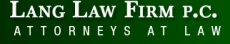 Lang Law Firm, P.C. ( San Antonio,  TX )