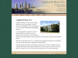 Langford & Myers, P.A. (Tampa,  FL)