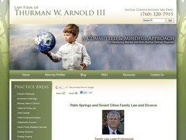 Law Firm of Thurman W. Arnold III (Riverside Co.,   CA )