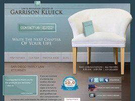 Law & Mediation Offices of Garrison Klueck (La Mesa,  CA)