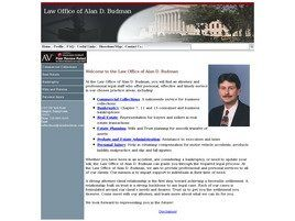 Law Office of Alan D. Budman (Abington,  PA)
