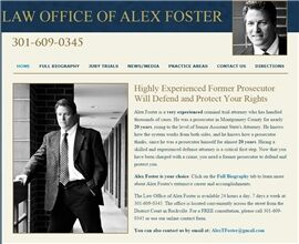 Law Office of Alex Foster, LLC (Rockville,  MD)