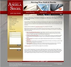 Law Office of Angela Siegel ( Garden City,  NY )