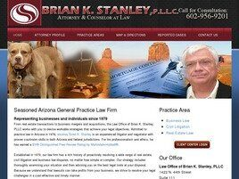 Law Office of Brian K. Stanley P.L.L.C. (Phoenix,  AZ)