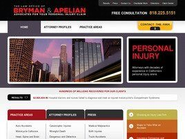 Law Office of Bryman & Apelian A Professional Corporation ( Fresno,  CA )