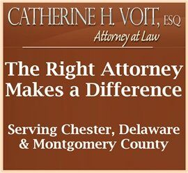 Law Office of Catherine H. Voit, Esq. (Delaware Co.,   PA )