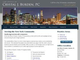 Law Office of Crystal J. Burden, PC ( Brooklyn,  NY )
