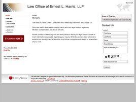 Law Office of Ernest L. Harris, LLP ( Poughkeepsie,  NY )