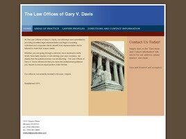 The Law Offices of Gary V. Davis(McLean, Virginia)