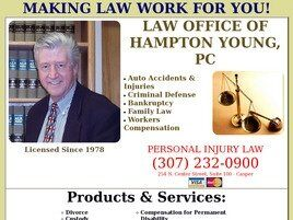Law Office of Hampton Young Jr., PC