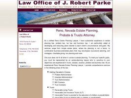 Law Office of J. Robert Parke, LLC (Reno, Nevada)