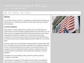 Law Office of James A. Nofi, LLC (Atlanta,  GA)