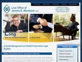 Law Office of James E. Abraham LLC (Annandale,  PA)