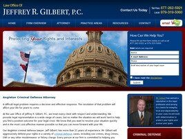 Law Office of Jeffrey R. Gilbert P.C. (Pearland,  TX)