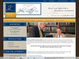 Law Office of John Little, PLLC (Allen Park,  MI)