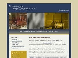 Law Office of Joseph Lombardo Jr., P.A. (Port Charlotte,  FL)