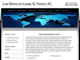Law Office of Laurel G. Yancey, P.C. (Atlanta,  GA)