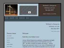Law Office of Michael A. Bergeron ( Braintree,  MA )