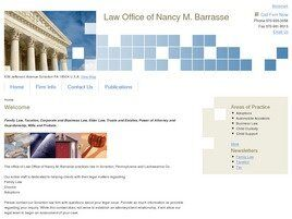 Law Office of Nancy M. Barrasse ( Wilkes-Barre,  PA )