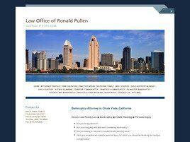 Law Office of Ronald Pullen ( Chula Vista,  CA )