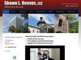Law Office of Shawn L. Reeves, LLC (Batesburg,  SC)