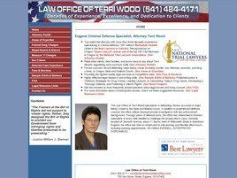 Law Office of Terri Wood, P.C. (Eugene,  OR)