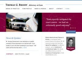 Law Office of Thomas G. Briody ( Providence,  RI )