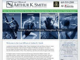 Law Offices of Arthur K. Smith A Professional Corporation (Allen,  TX)